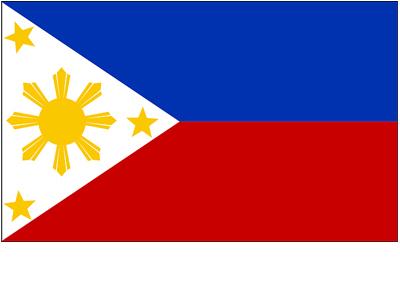 フィリピン国旗・フィリピンセブ島基本情報のイメージ画像