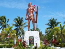 ラプラプ像/Lapu-Lapu Monument