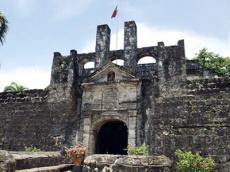 サン・ペドロ要塞/Fort San Pedro