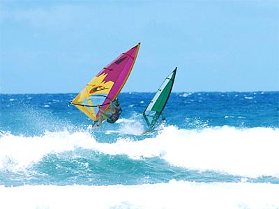 ウィンドサーフィン/windsurfing