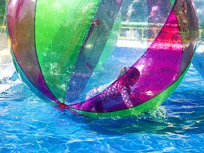 ウォーターボール/Water ball