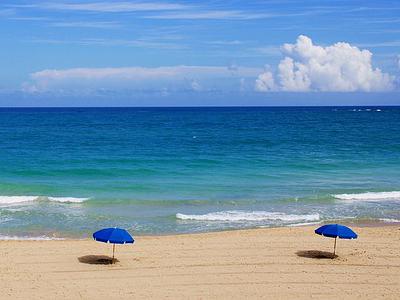 ニーボード/knee boardのイメージ画像、セブのビーチ