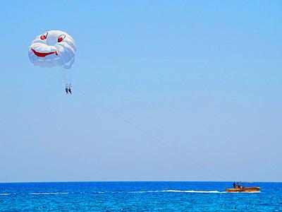 パラセイリング/parasailing