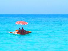 ペダルボート/Pedal Boat